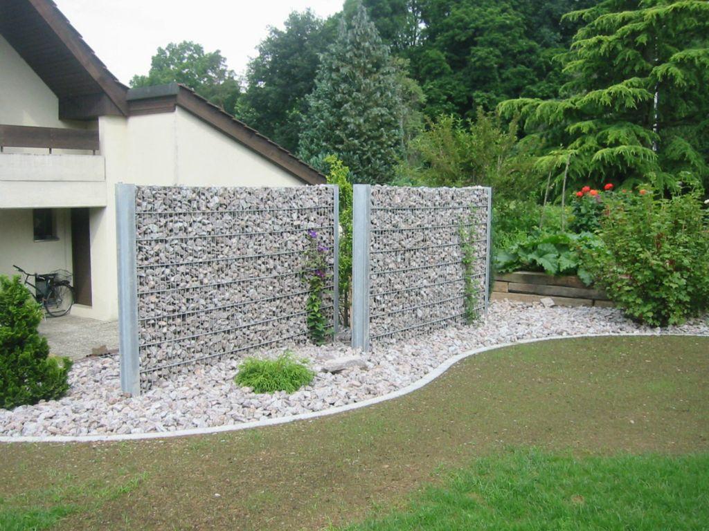 Gartenmauern und Sichtschutz von Steiner-Hürlimann Gartenbau, Freudwil, Uster